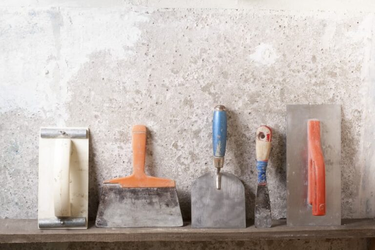 Tools for Concreting Projects